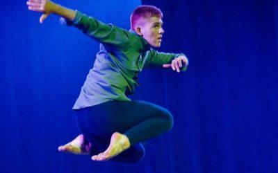 Brandon is Bourne to Dance