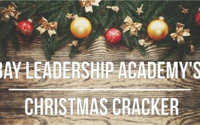 Bay Leadership Academy's Christmas Cracker & Giving