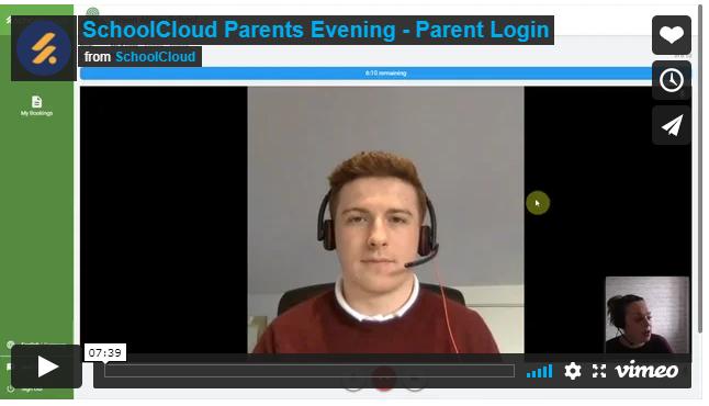 Parents Evenings Y11 & Y13